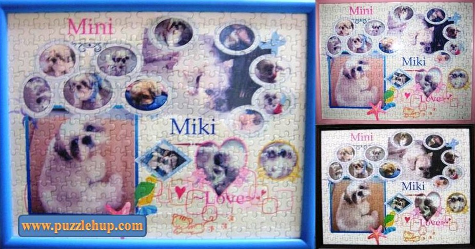 Personalize Jigsaw Puzzle